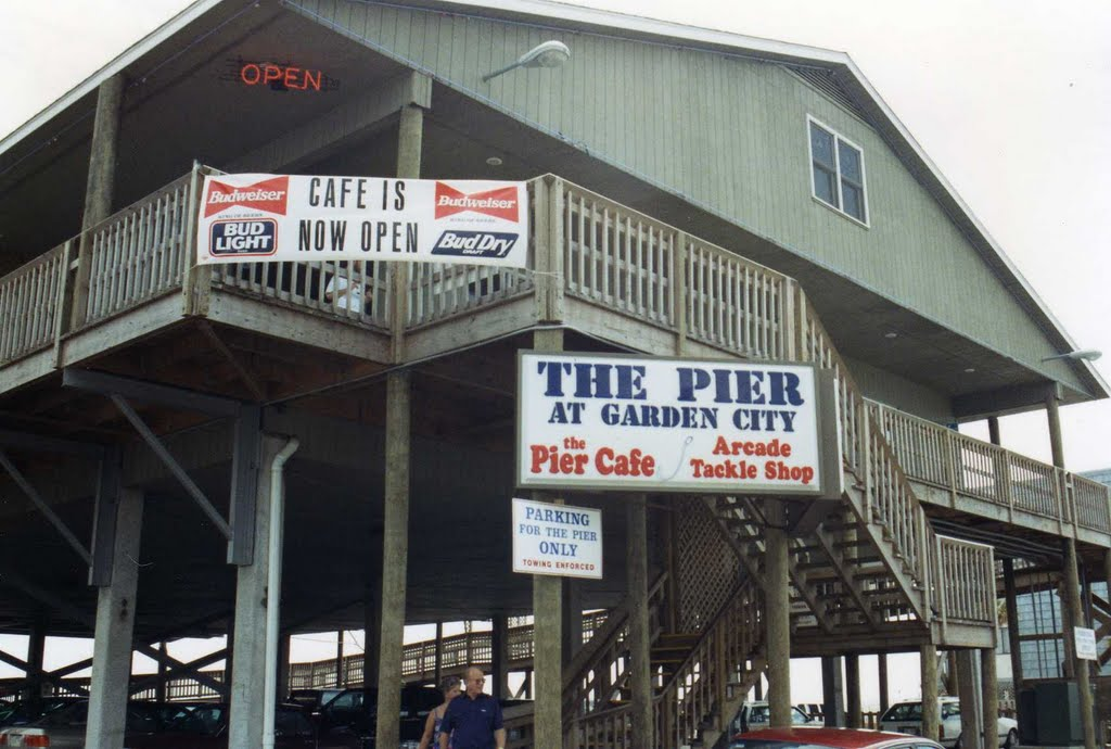Myrtle Beach Airport Shiuttle To Garden City Pier