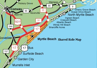 Myrtle Beach Boardwalk Hotels Map 2018 World S Best Hotels