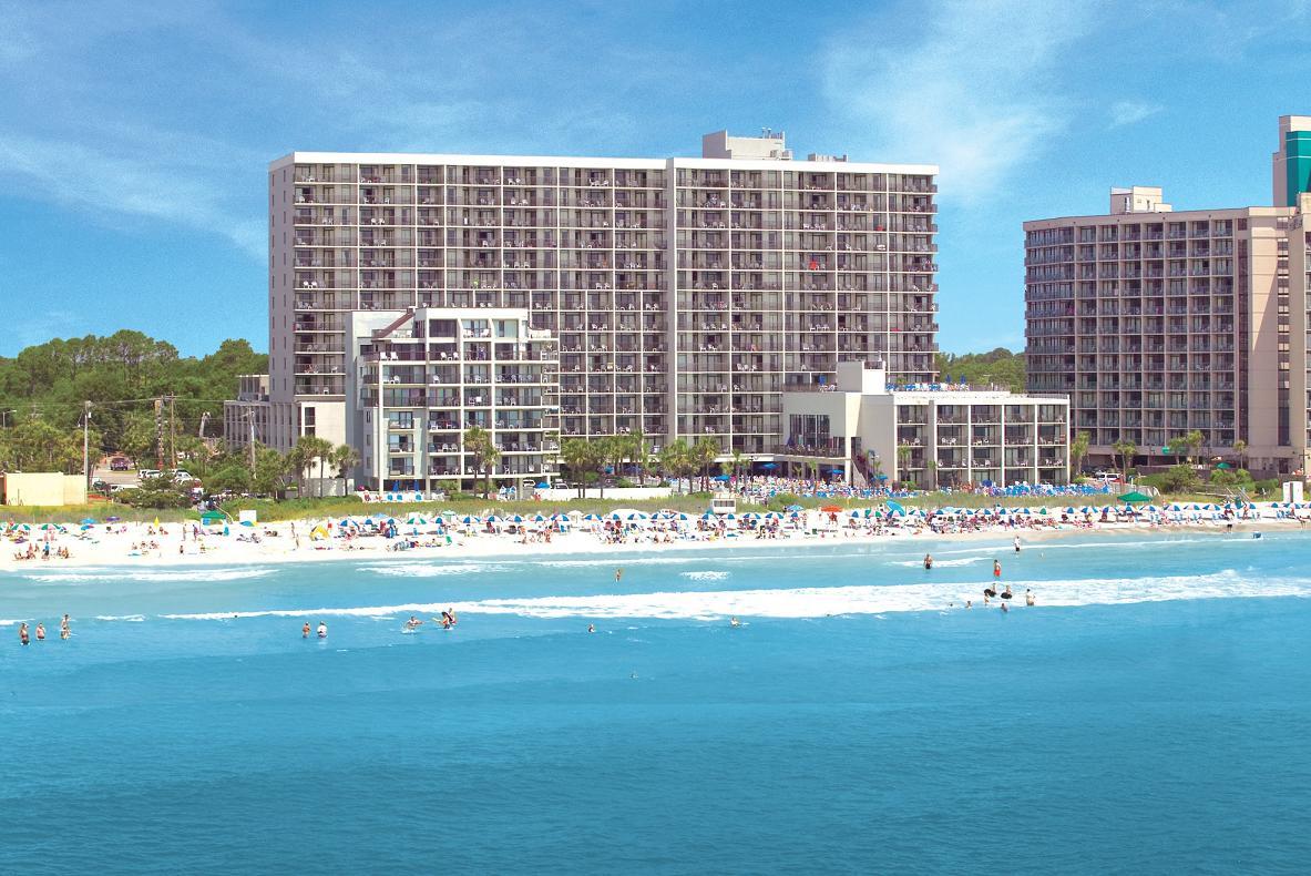 Long Bay Resort Myrtle Beach North Carolina