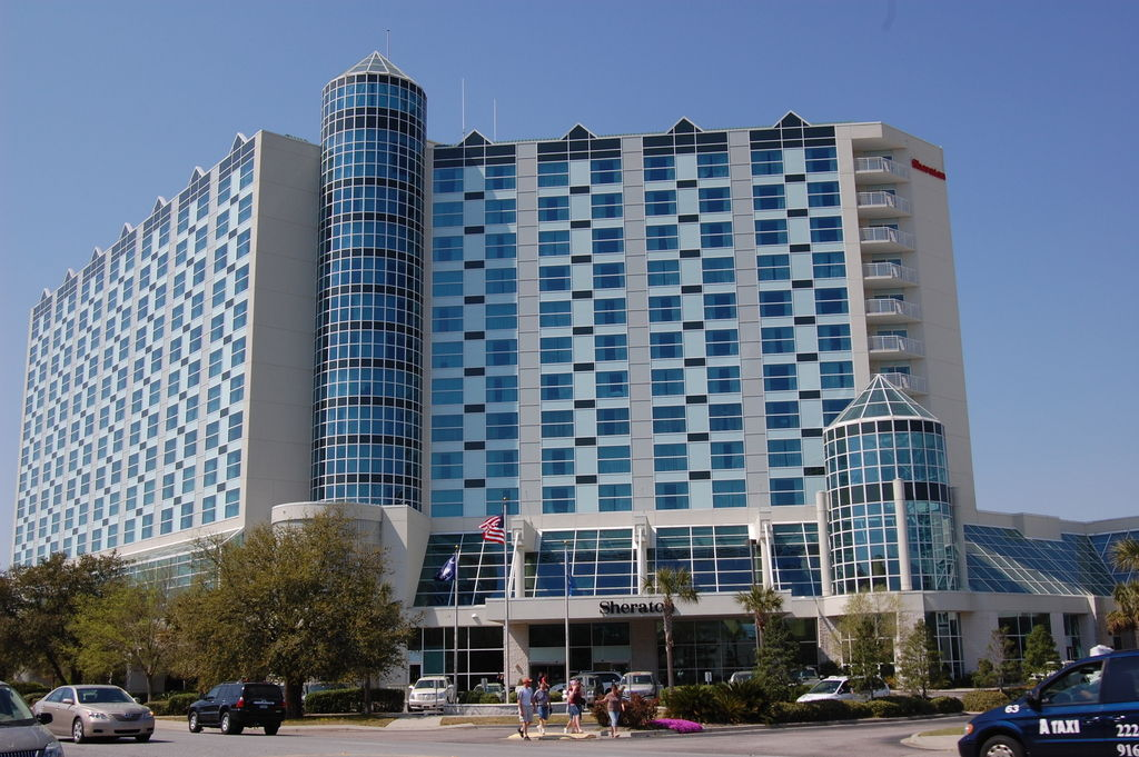 Sheraton Myrtle Beach Convention Center Hotel Phone Number
