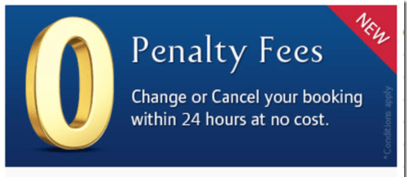 Change or Cancel 24 hours of pick up
