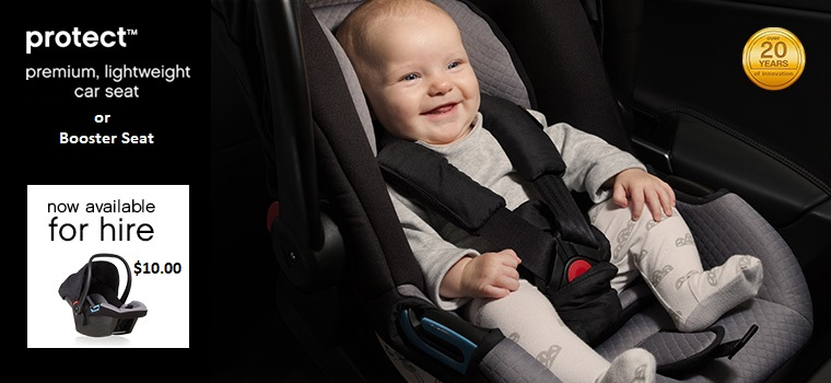 Rent Car Seat Booster