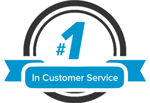 number 1 in customer service