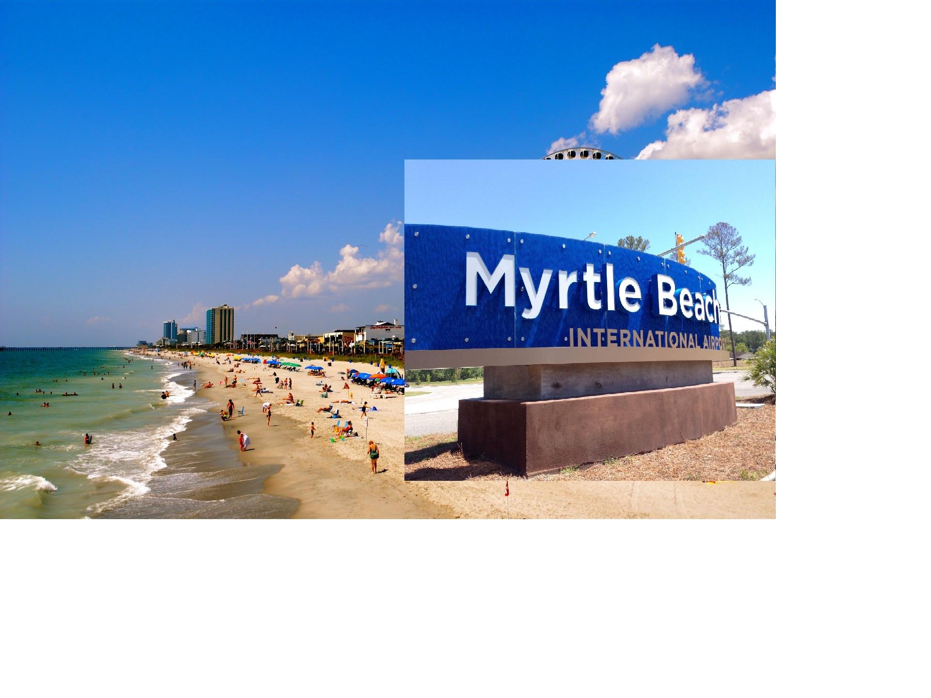 Ups in myrtle beach