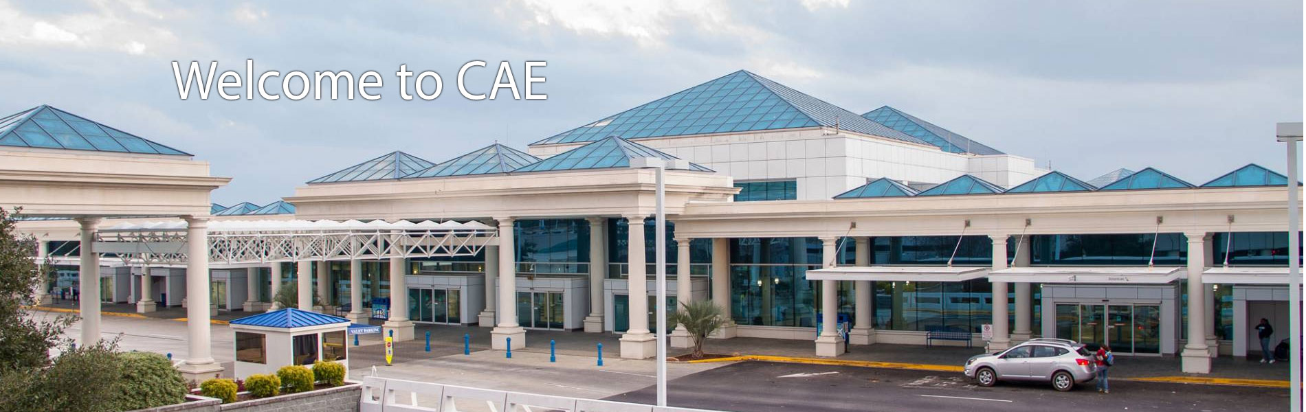 (CAE) - Columbia Metropolitan Airport Shuttle