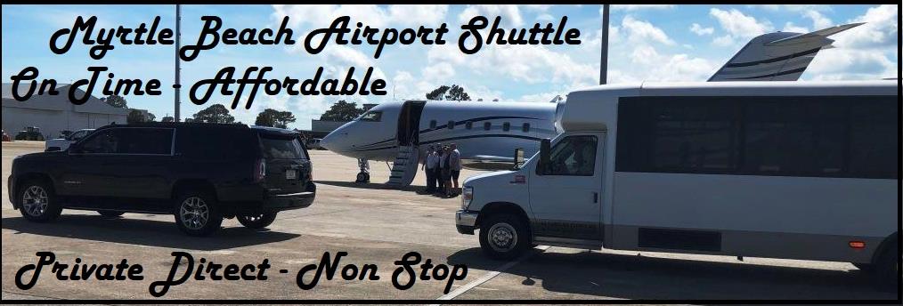 Myrtle Beach Airport Shuttle -20% Off Amazing Luxurious SUV
