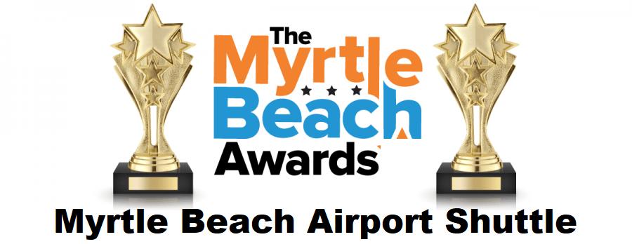 Myrtle Beach Awards Myrtle beach airport shuttle